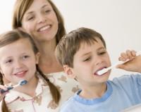 Periajul dentar corect