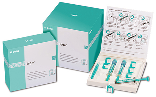 ICON …sau tratarea cariilor fara a folosi freze.