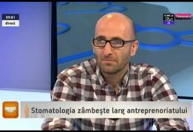 Dr. Bogdan Fondrea – Antreprenoriat in stomatologie